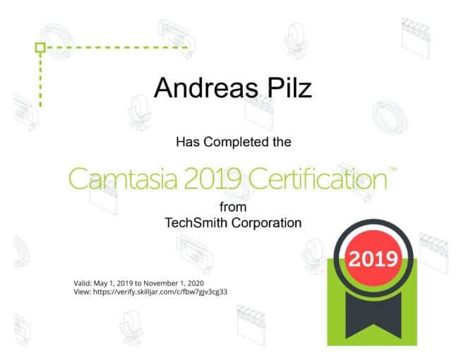 camtasia 2019 certification e1570266578994