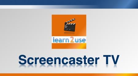 Screencaster #3